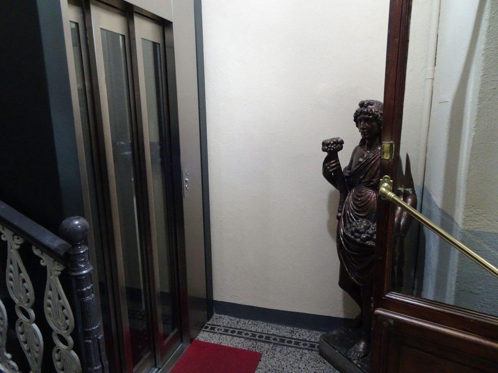 emmevi ascensori Torino interno