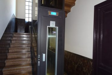 ascensore condominio su misura Torino