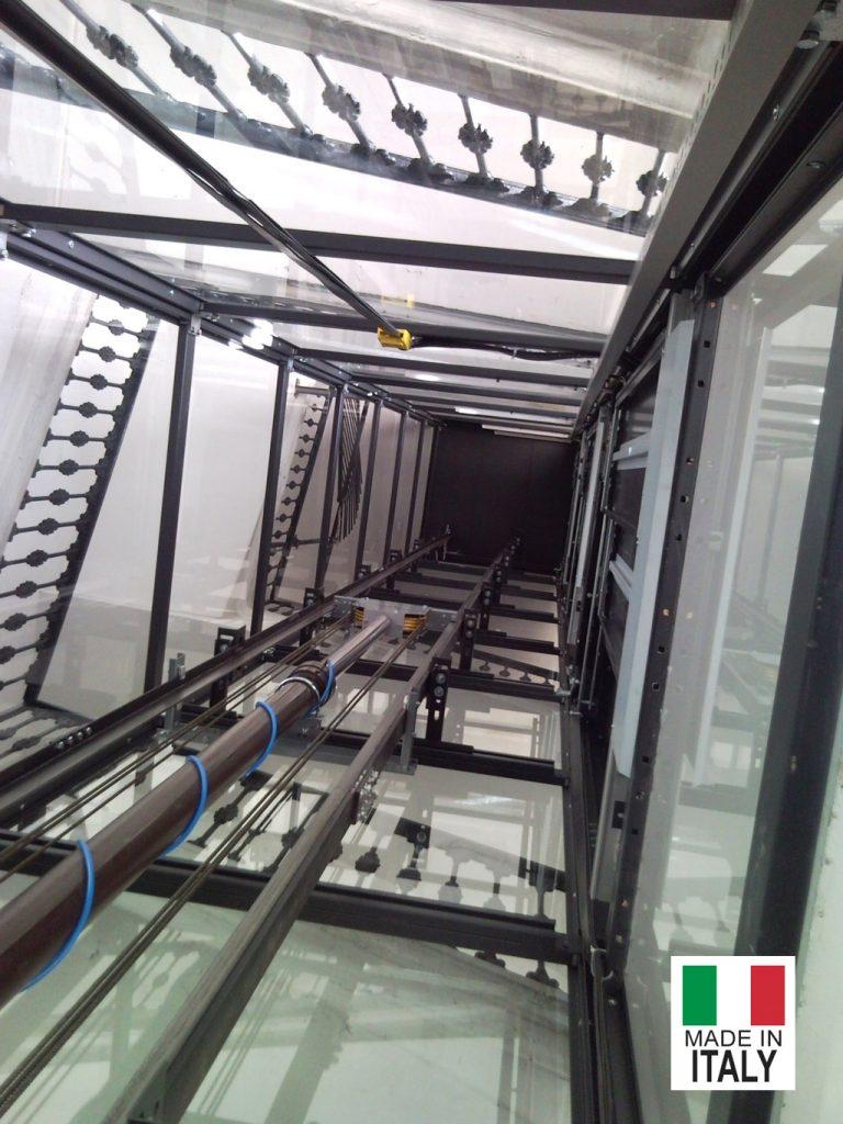 ascensore interno Torino