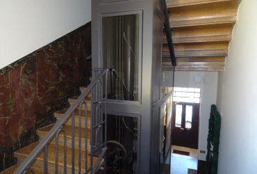 ascensore vano interno ridotto Torino