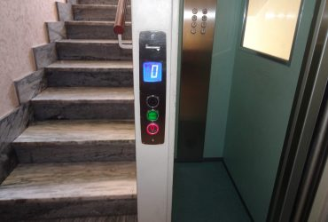bottoniera ascensore Torino