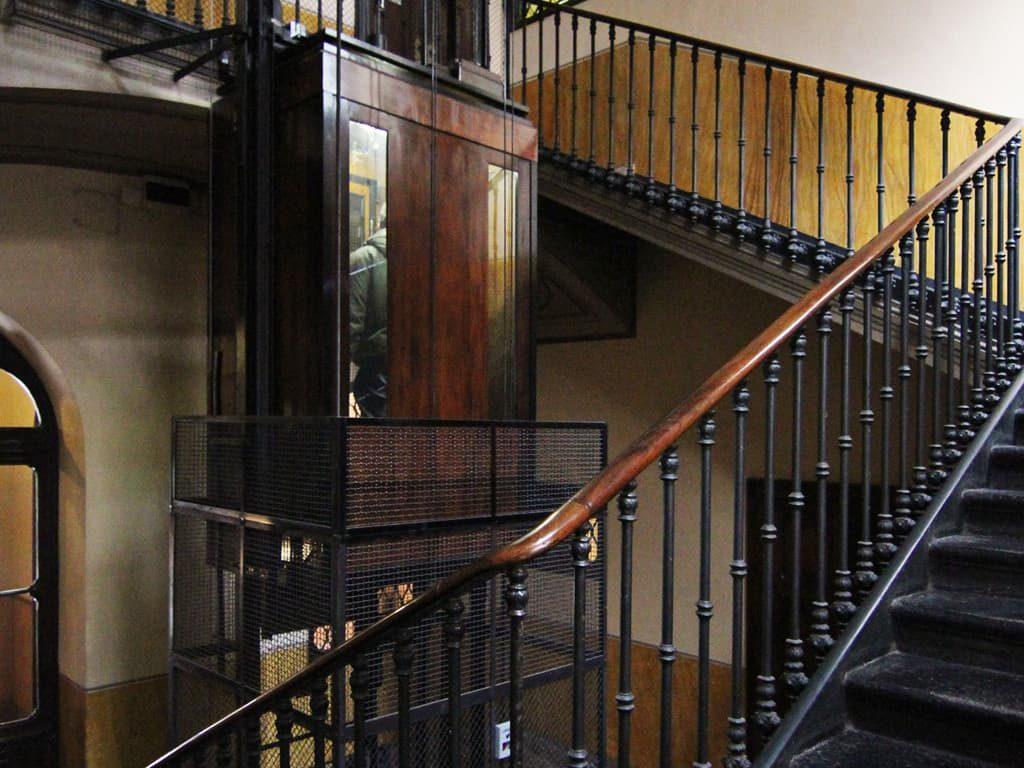 ascensore interno condominio Torino